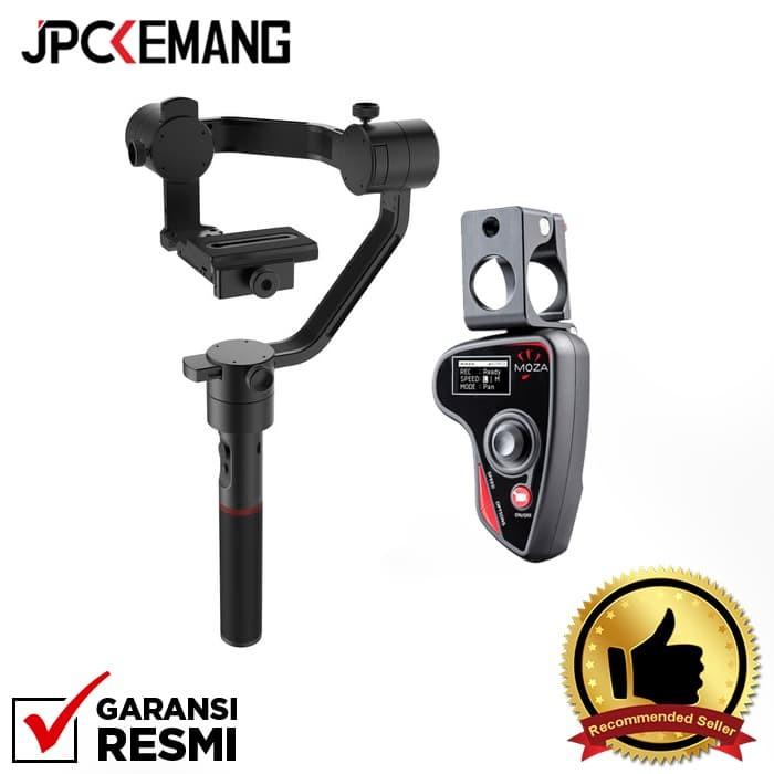 moza air 3-axis + remote handheld gimbal camera garansi resmi