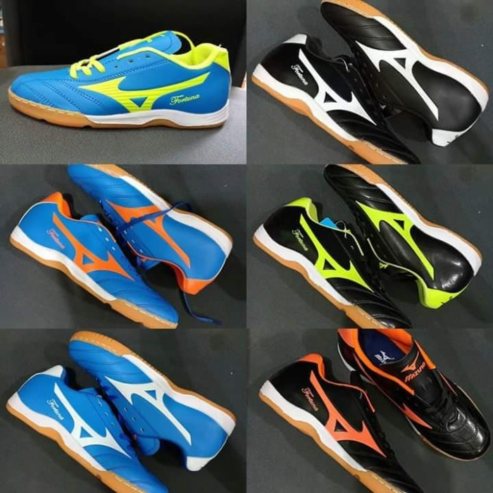 Foto Produk SEPATU FUTSAL MIZUNO FORTUNA GREADORIGINAL dari sepatu sport 123