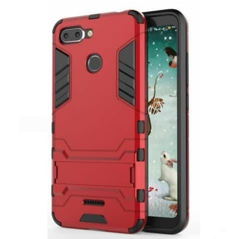brand new 229b7 a5161 Jual Hardcase Xiaomi Redmi 6 versi IRON MAN - Merah - 1988 accesories |  Tokopedia