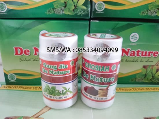 Foto Produk Obat Herbal Kencing Nanah - Gonore - Sipilis De Nature dari Toko De Nature Ampuh