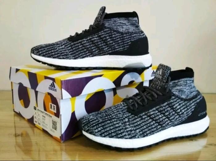 f9e0d977155f6 Jual Sepatu Adidas Ultra Boost ATR Oreo Premium Original Limited ...