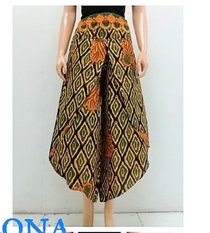 Celana Kulot Batik Jogja