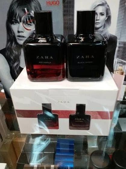 Jual Original Parfum Zara Set Night Collection Dki Jakarta