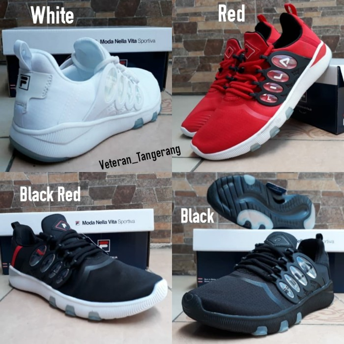 Jual Sepatu Running Fila FPF Training