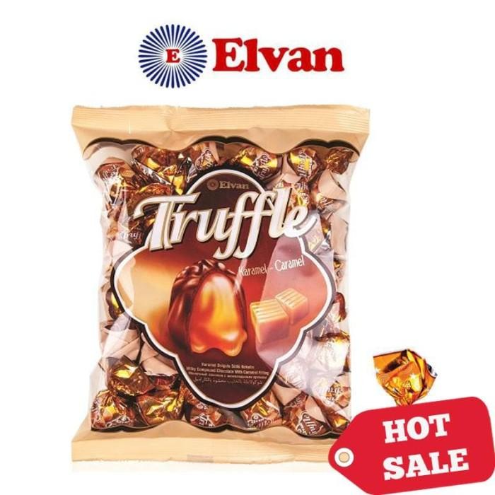Coklat Elvan Truffle 500 gram