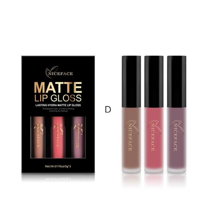 Jual 4 Colors Makeup Color Lip Matte Lipstick Lips Vitamin E Waterproof Lip  - Jakarta Timur - Helpi Shop | Tokopedia