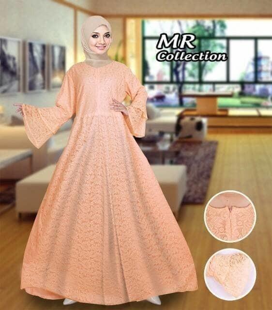 Jual Gamis Jumbo Gamis Busui Dress Muslim Busana Muslim Wanita Gamis Modern Kab Bandung Siraf Shop Tokopedia