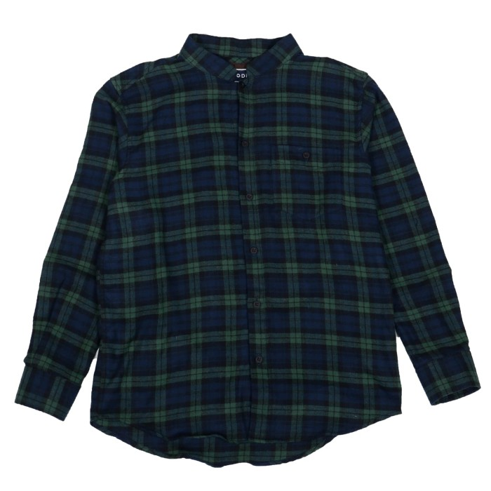 broodis collarless flanel terbaru best seller official store