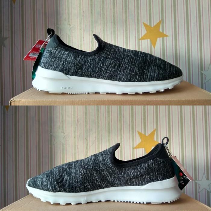 Jual Sepatu casual Piero Ventura knit black white P20329 original ... 8e4e52c639