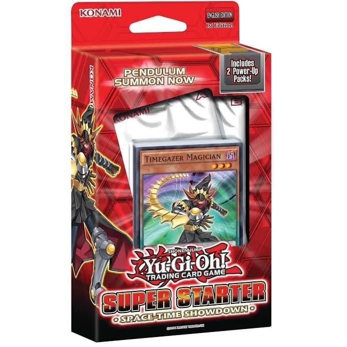 harga Yugioh super starter deck space-time showdown ys14-en pendulum tcg ori Tokopedia.com