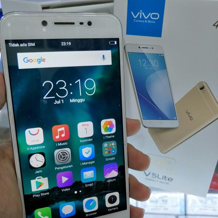 Jual Dijual cepat vivo v5 lite ram 3 gb rom 32gb resmi - DKI Jakarta - Unri  cell | Tokopedia