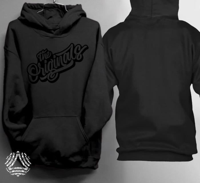 Promo sweater hoodie jumper outerwear pria wanita high quality 96j