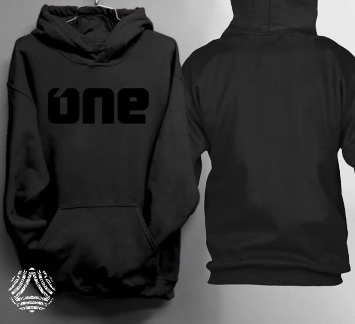 Promo sweater hoodie jumper outerwear pria wanita high quality 795j