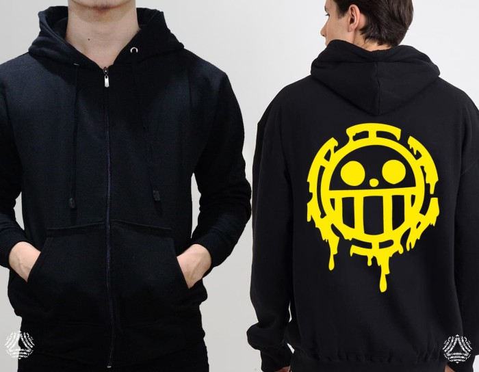Promo sweater hoodie zipper outerwear pria wanita high quality 291z