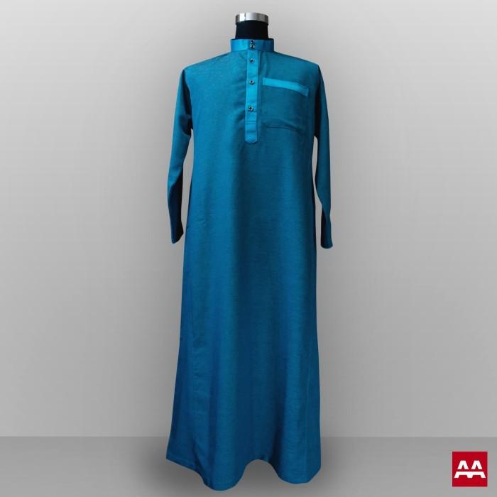 Baju Gamis Yang Cocok Untuk Semua Jenis Kulit
