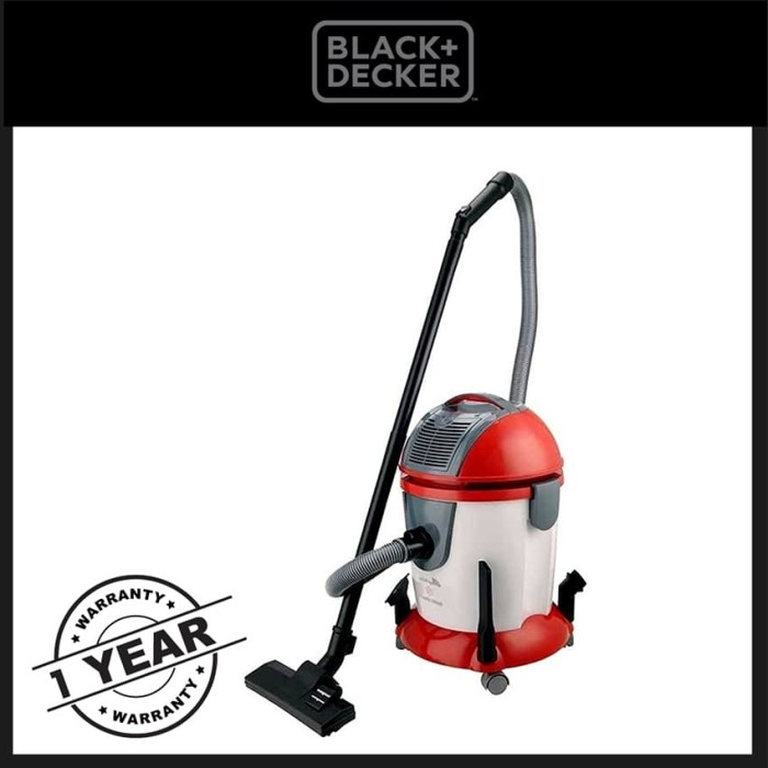 harga Black + decker wet and dry vacuum cleaner Tokopedia.com