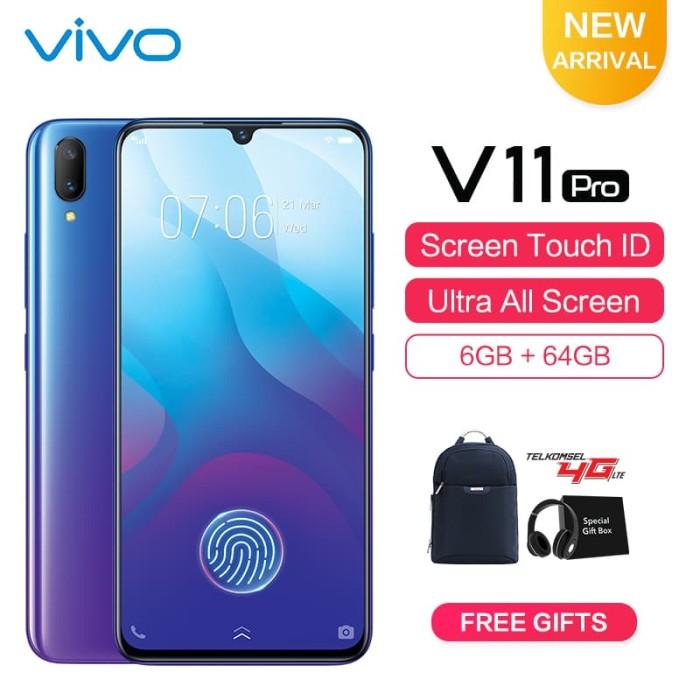Vivo V11 Pro - Nebula Purple