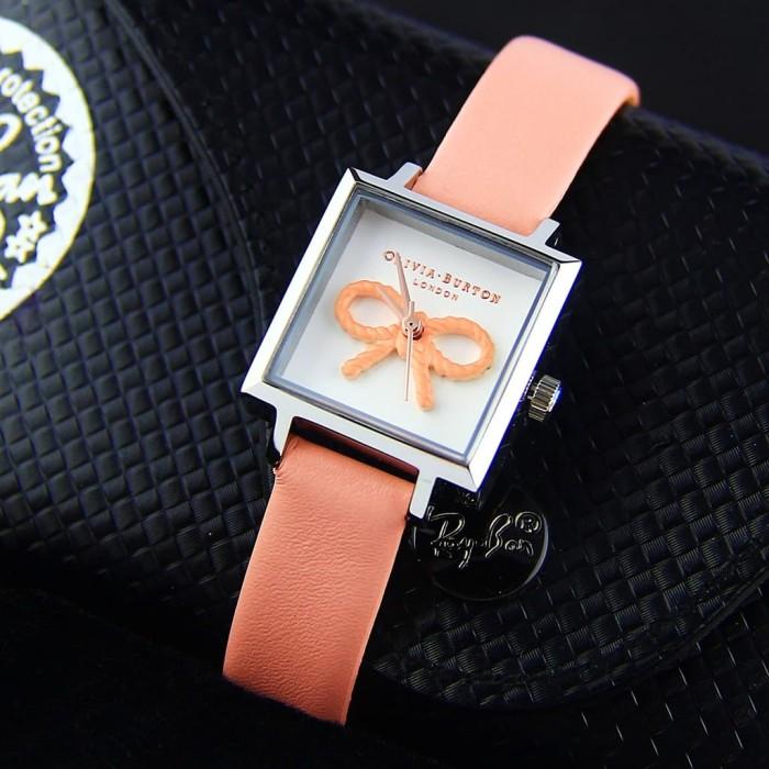 harga Promo!!! jam tangan wanita olivia burton type 0000 kulit original bm Tokopedia.com