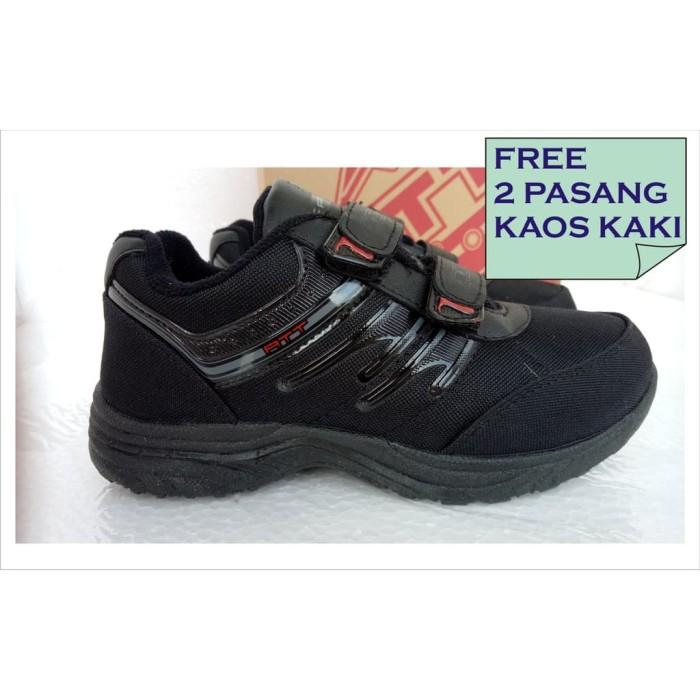 harga Sepatu sekolah pro att or 772 sepatu sekolah anak laki laki sepatu Tokopedia.com
