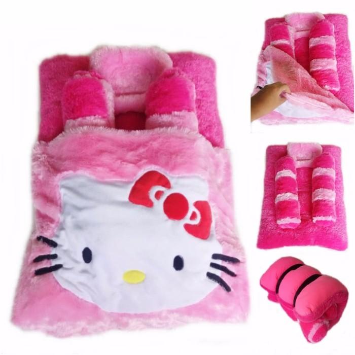 harga Kasur bayi karakter hello kitty matras bayi raspur keropi smua karak Tokopedia.com