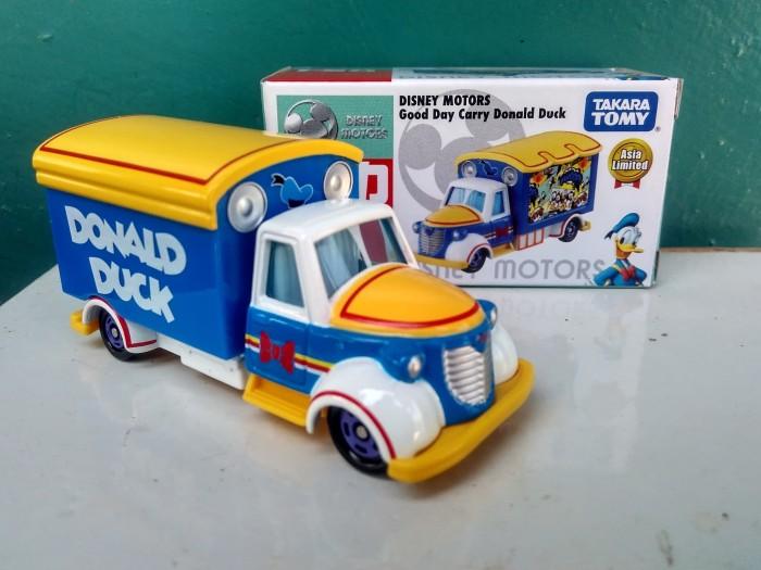 harga Tomica disney motors donald duck good day carry tomy asia limited Tokopedia.com