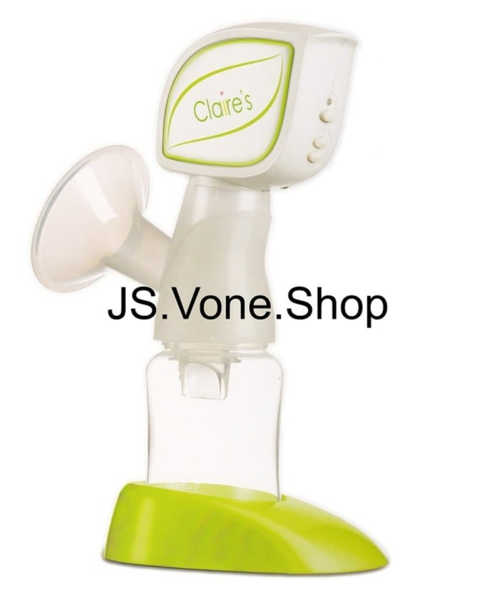 LIMITED Claire s Electric Breast Pump Pompa Asi Elektrik