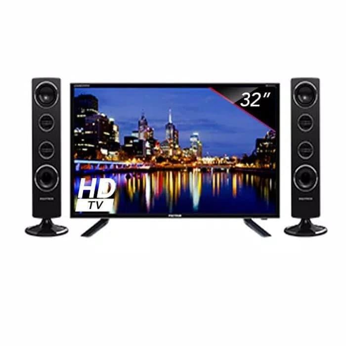 harga Led tv 32  polytron pld32ts1503 +tower speaker digital tv usb movie Tokopedia.com