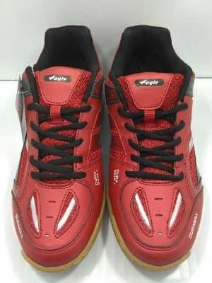 Jual Sepatu badminton (eagle metro) red black Limited - jagoankita ... b396642c16