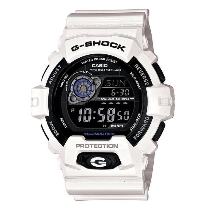 Jam Tangan Pria Digital Casio G-Shock ToughSolar GR-8900A-7DR Original