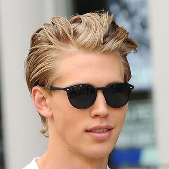 Jual Wig Laki Laki Wig Cowok Pirang Model Pria Eropa Asli
