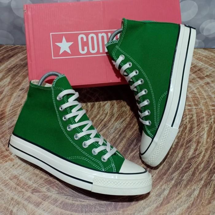 Jual Sepatu Converse 70s High Green
