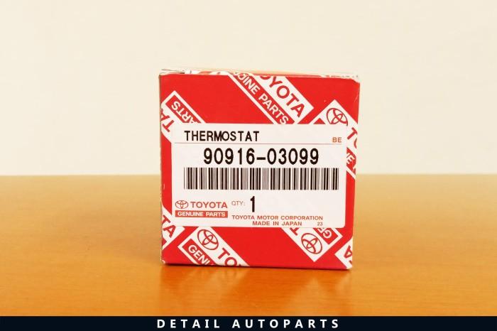 ORIGINAL Thermostat Toyota Hiace 87-07/Cressida 88-96/Crown 91-01