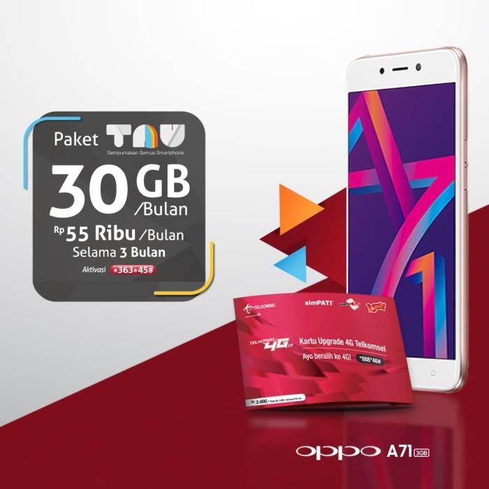 harga Oppo a71 - hitam Tokopedia.com