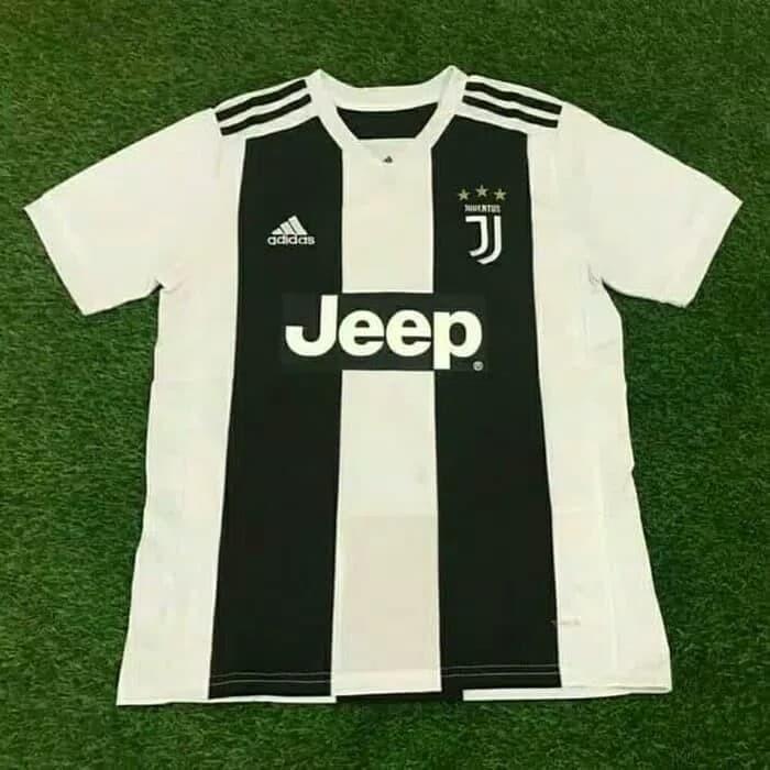 99787346b9a Big size jumbo XXXL 3XL  Jersey bola Juventus home 2018-2019 grade ori
