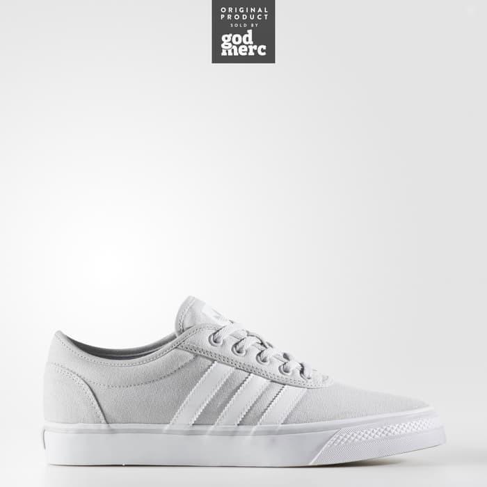 release date: efc9c 619c1 Adidas original Adiease Light Grey BNIB