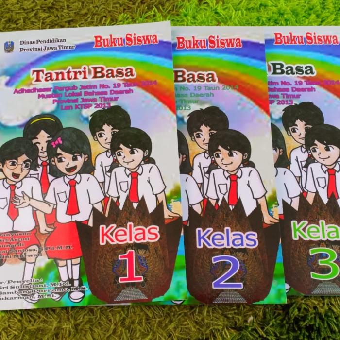Jual Tantri Basa Jawa Kls 1 2 3 4 5 6 Kota Surabaya Buku Online Murah Bom Tokopedia
