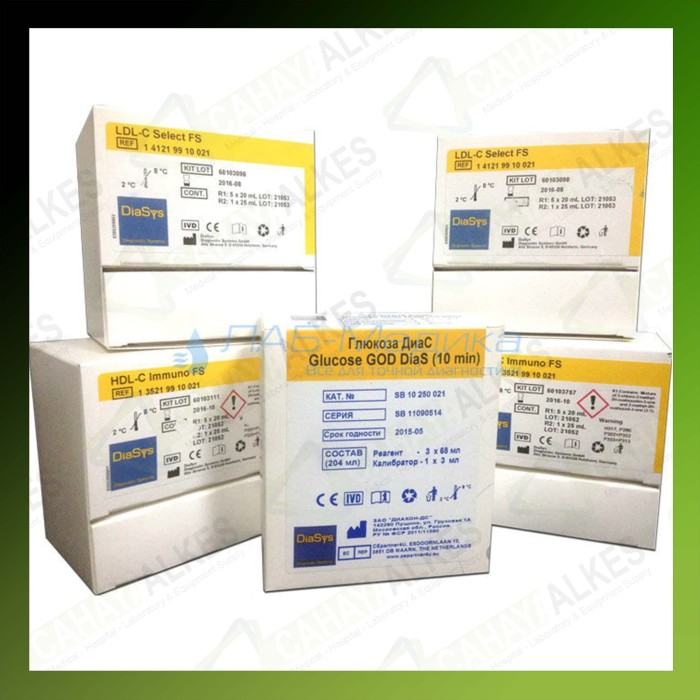 Jual Reagen Trulab N ( Kontrol Serum Normal ) 6x5ml Diasys | Control Serum  - Kota Tangerang Selatan - Cahaya Alkesindo | Tokopedia