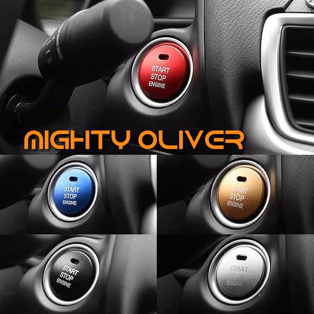 Foto Produk push start stop button toyota all new rush daihatsu all new terios dari Mighty Oliver