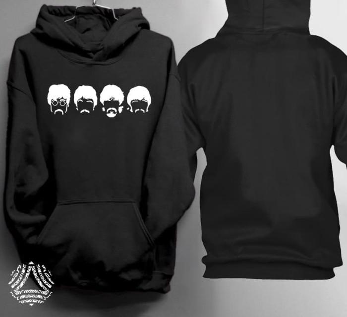 Promo sweater hoodie jumper outerwear pria wanita high quality 1291 j