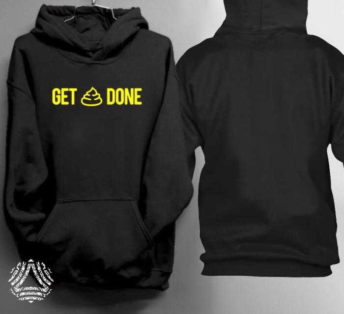 Promo sweater hoodie jumper outerwear pria wanita high quality 1607 j