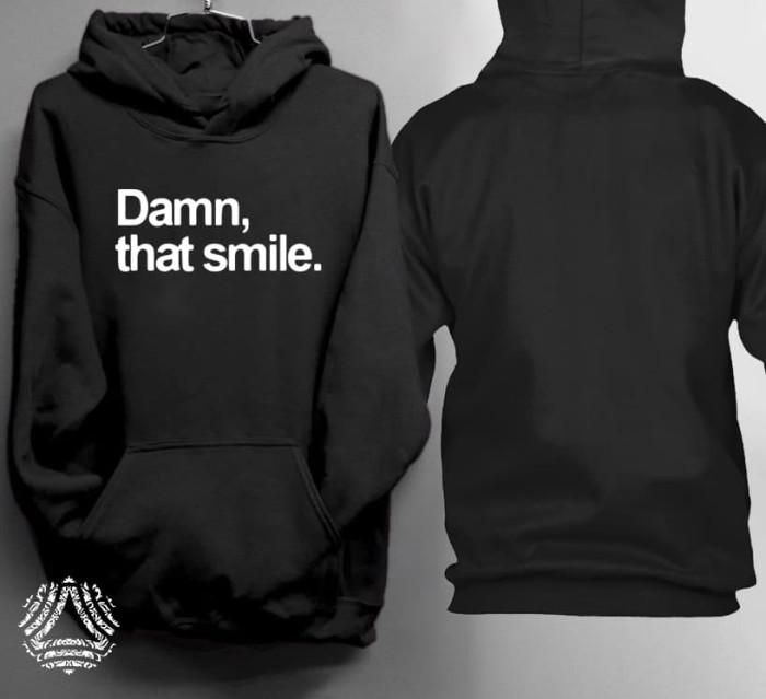 Promo sweater hoodie jumper outerwear pria wanita high quality 1787j
