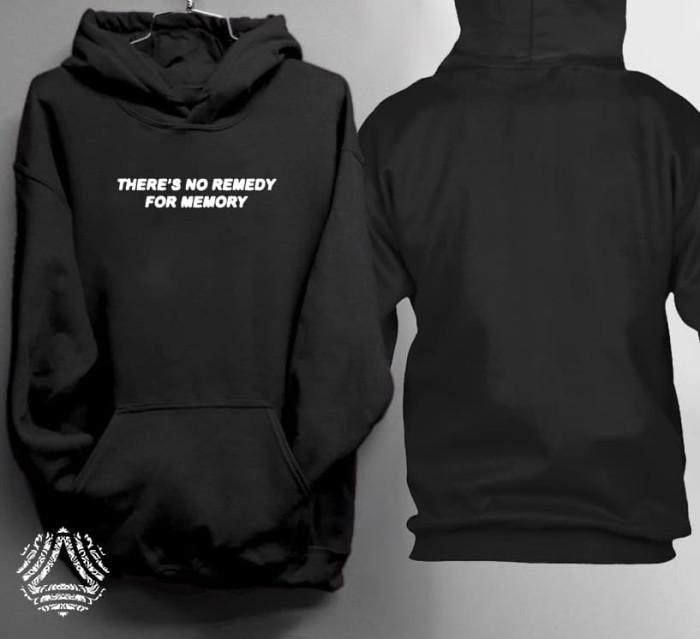 Promo sweater hoodie jumper outerwear pria wanita high quality 1248j