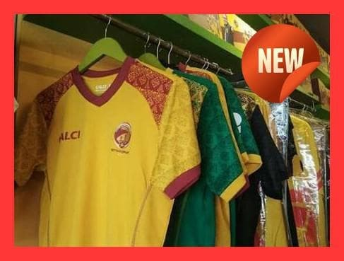 Jual Jersey Baju Bola Sriwijaya Fc Palembang 3rd Grade Ori 2018 New 996a477e68f55
