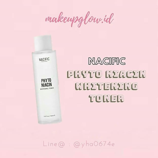 NACIFIC (Natural Pacific) Phyto Niacin Whitening Toner 150ml