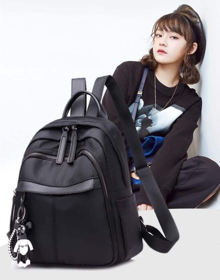 Jual Tas Ransel Tas Backpack Wanita Import  Tas Kuliah  Tas Kerja ... 092de01e6e