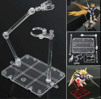Foto Produk Display Stand Base Action Base SHF Figma Gundam HG RG 1/144 MURAH - Satu Capit dari Acc Perhiasan