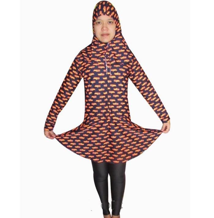 Baju Renang Muslimah Jumbo / Baju renang Muslim Jumbo / Baju rena