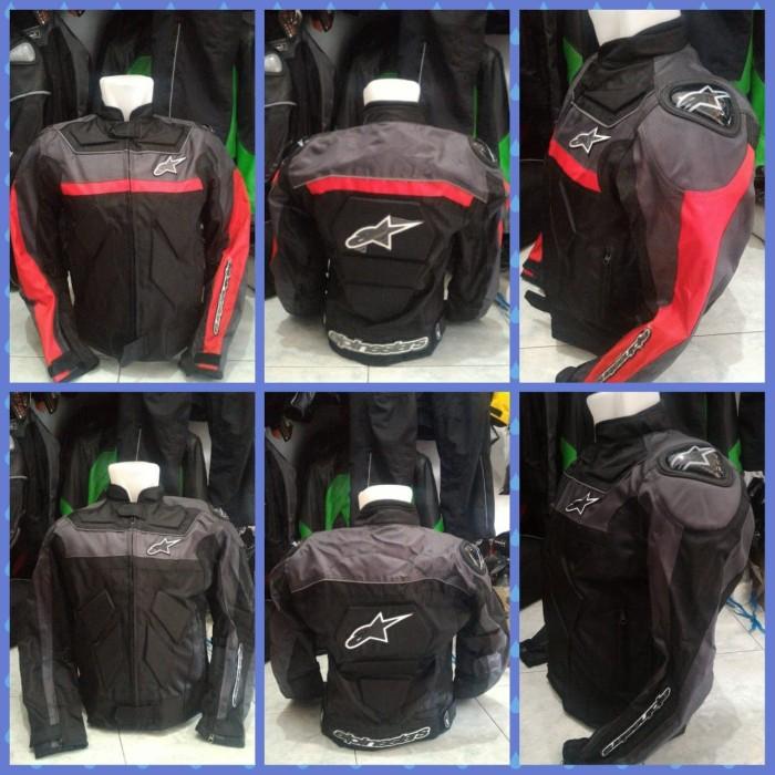 harga Jaket touring alpinestars bikers ninja moge r25 cbr gsx murah brutal Tokopedia.com