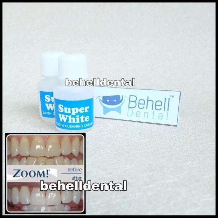 Jual Paling Laris Pemutih Gigi Ampuh Super White Obat Penghilang