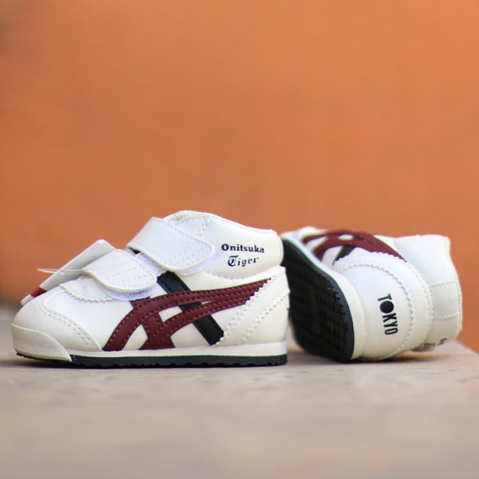low priced a19b1 5df26 Jual ASICS ONITSUKA TIGER MEXICO 66 MID TOKYO TS TODDLER - Jakarta Selatan  - distosneakers | Tokopedia